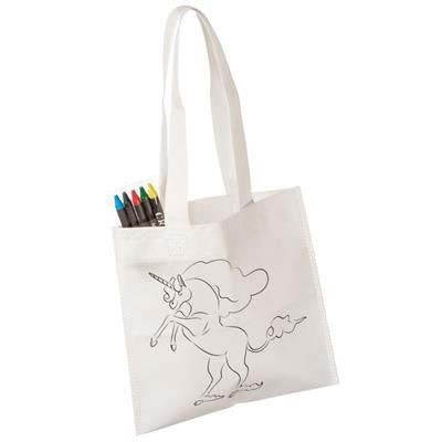 Picture of UNICORN CHILDRENS NON-WOVEN-BAG