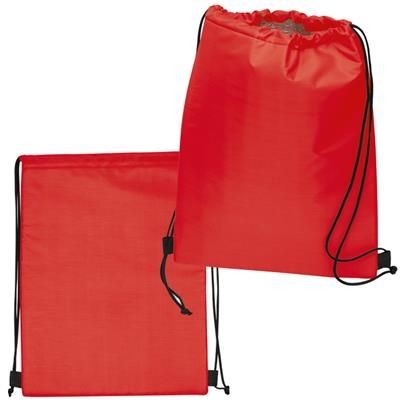 Picture of ORIA 2-IN-1 SPORTS BAG - COOLING BAG in Red