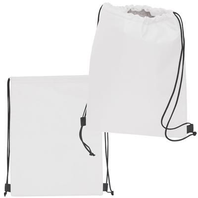 Picture of ORIA 2-IN-1 SPORTS BAG - COOLING BAG in White