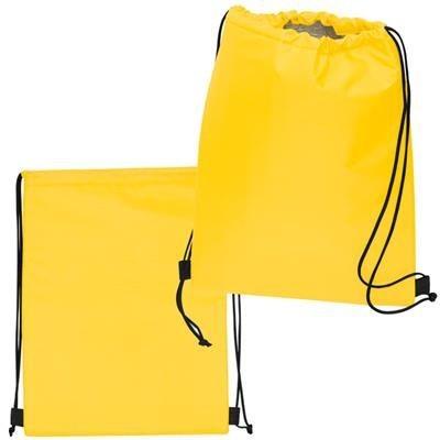 Picture of ORIA 2-IN-1 SPORTS BAG - COOLING BAG in Yellow