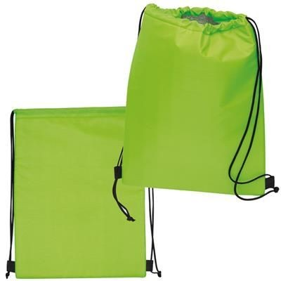 Picture of ORIA 2-IN-1 SPORTS BAG - COOLING BAG in Applegreen