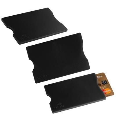 Picture of CANTERBURY RFID CARD CASE in Black