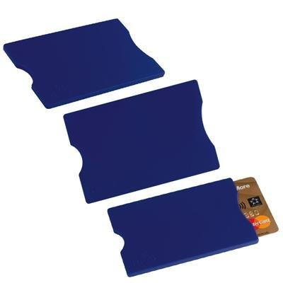 Picture of CANTERBURY RFID CARD CASE in Blue