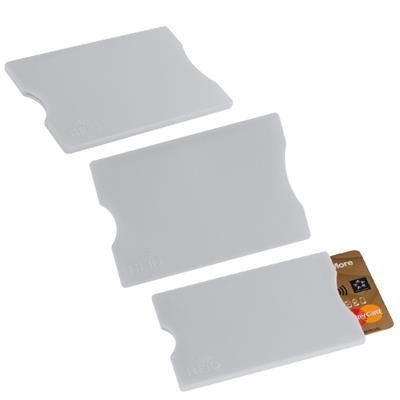 Picture of CANTERBURY RFID CARD CASE in White