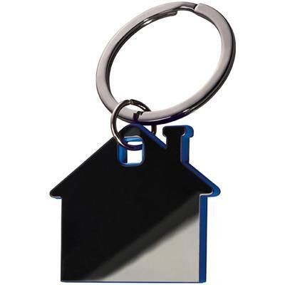 Picture of COLORADO SPRINGS KEYRING in Blue