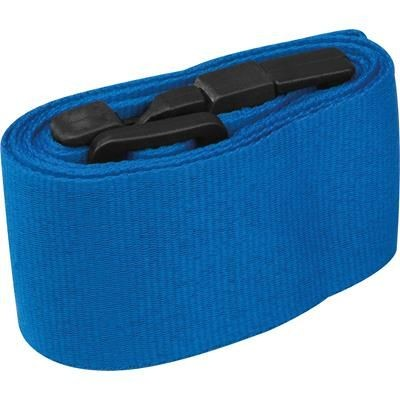 Picture of ADJUSTABLE LUGGAGE STRAP MOORDEICH in Blue