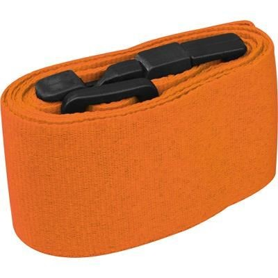 Picture of ADJUSTABLE LUGGAGE STRAP MOORDEICH in Orange