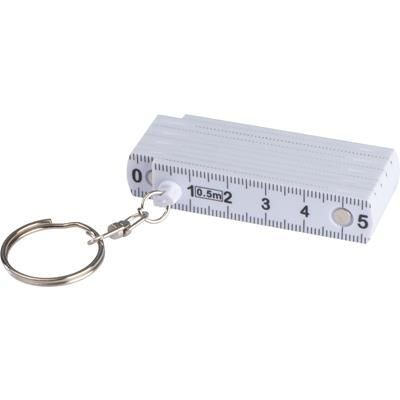 Picture of KEYRING with Ruler