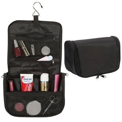 Picture of CHARLESTOWN WASH BAG in Black