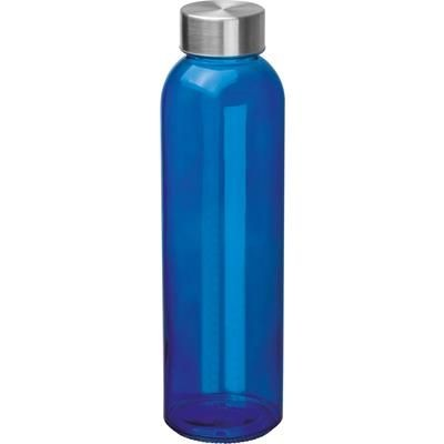 Picture of GLASS BOTTLE INDIANAPOLIS in Blue