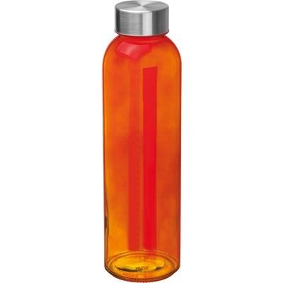 Picture of GLASS BOTTLE INDIANAPOLIS in Orange
