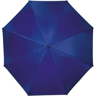 Picture of LARGE UMBRELLA SUEDERDEICH in Blue