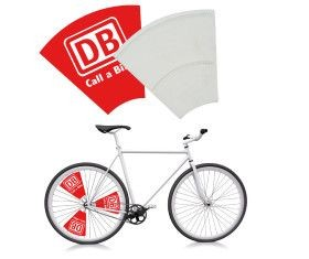 Picture of HUSUM STURDY PLASTIC FLAG FOR BICYCLE