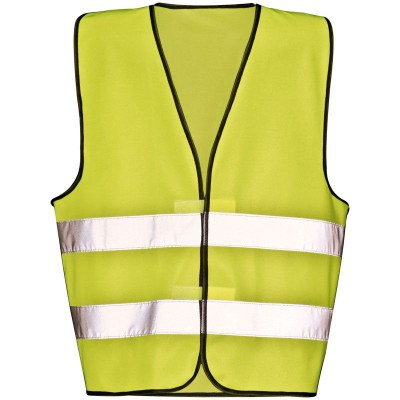 Picture of VENLO SAFETY VEST JACKET in Yellow