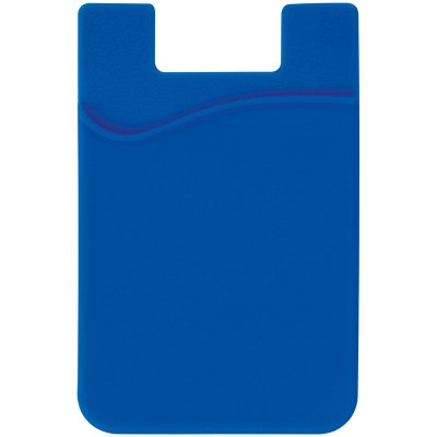 Picture of BORDEAUX SMART PHONE WALLET in Blue