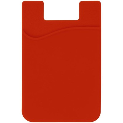Picture of BORDEAUX SMART PHONE WALLET in Red