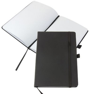 Picture of KIEL A5 PU NOTE BOOK in Black
