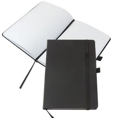 Picture of KIEL A5 PU NOTE BOOK in Black