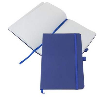 Picture of KIEL A5 PU NOTE BOOK in Blue