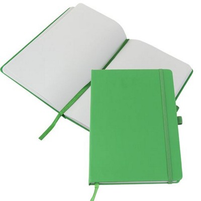 Picture of KIEL A5 PU NOTE BOOK in Green