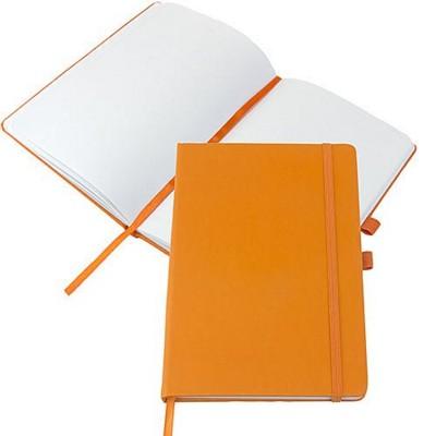 Picture of KIEL A5 NOTE BOOK in Orange
