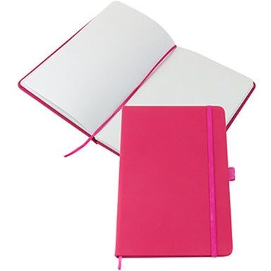 Picture of KIEL A5 PU NOTE BOOK in Pink