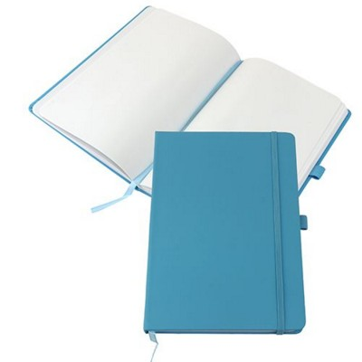 Picture of KIEL A5 PU NOTE BOOK in Turquoise
