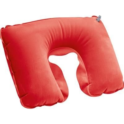 Picture of ORLEANS TRAVEL NECK PILLOW in Red