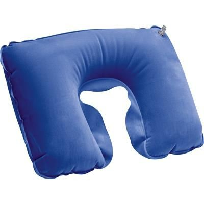 Picture of ORLEANS TRAVEL NECK PILLOW in Blue
