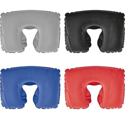 Picture of ORLEANS TRAVEL NECK PILLOW in Black