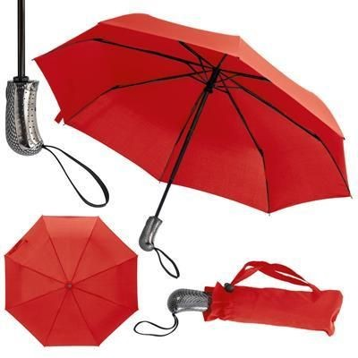 Picture of BIXBY STORM UMBRELLA in Red