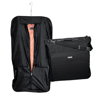 Picture of SANTANDER SUIT CARRIER GARMENT BAG in Black