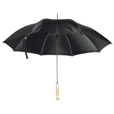 Picture of LE MANS AUTOMATIC WALKING STICK UMBRELLA in Black