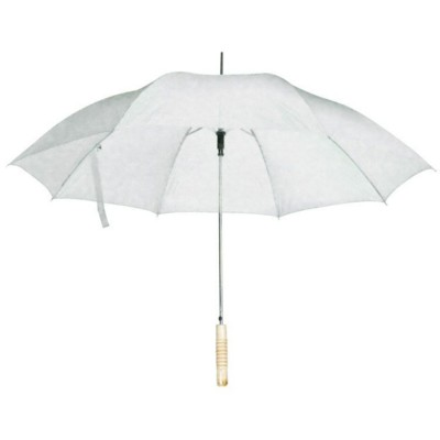 Picture of LE MANS AUTOMATIC WALKING STICK UMBRELLA in White