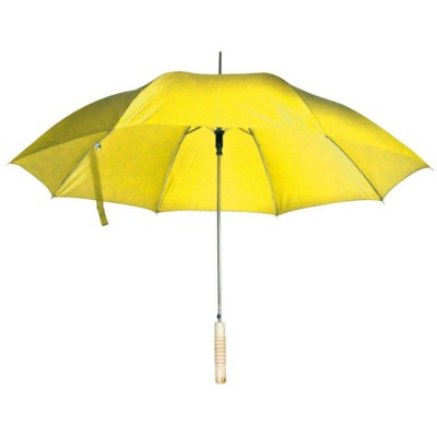 Picture of LE MANS AUTOMATIC WALKING STICK UMBRELLA in Yellow