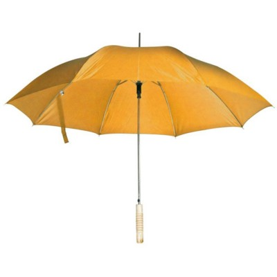 Picture of LE MANS AUTOMATIC WALKING STICK UMBRELLA in Orange