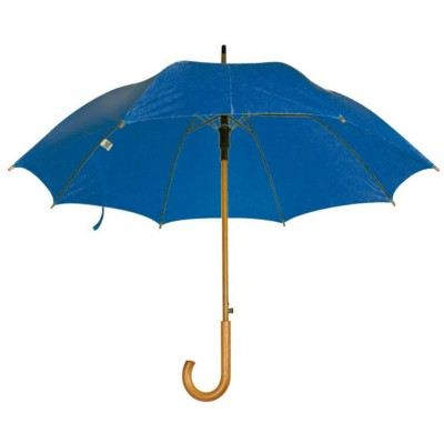 Picture of NANCY WOOD AUTOMATIC UMBRELLA in Blue