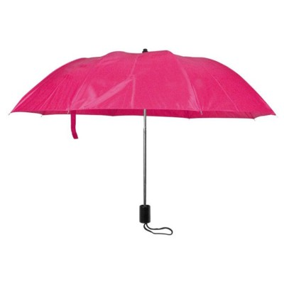 Picture of LILLE FOLDING TELESCOPIC UMBRELLA in Pink
