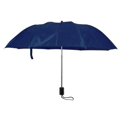 Picture of LILLE FOLDING TELESCOPIC UMBRELLA in Navy
