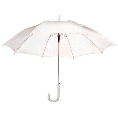 Picture of LIMOGES AUTOMATIC UMBRELLA in White