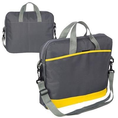 Picture of FERROL LAPTOP BAG in Yellow