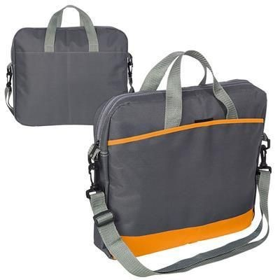 Picture of FERROL LAPTOP BAG in Orange
