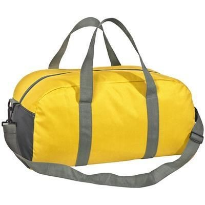 Picture of GASPAR SPORTS BAG in Yellow