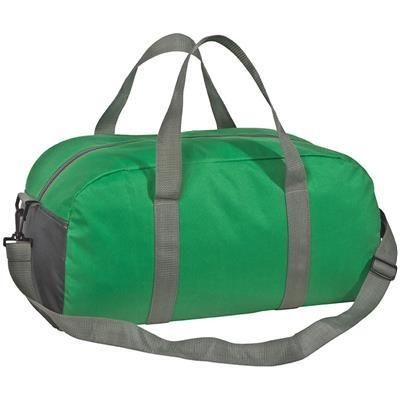 Picture of GASPAR SPORTS BAG in Green