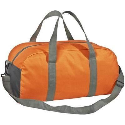 Picture of GASPAR SPORTS BAG in Orange