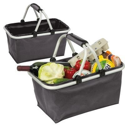 Picture of BADEN-BADEN SHOPPING BASKET in Black