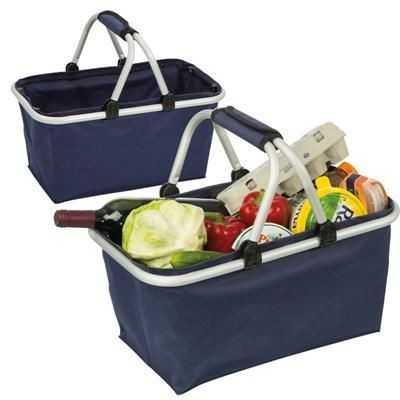 Picture of BADEN-BADEN SHOPPING BASKET in Navy