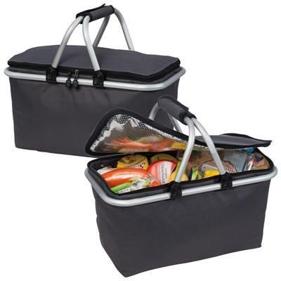 Picture of LAVAL SHOPPING BASKET in Silver