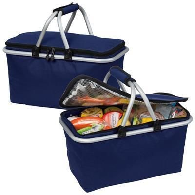 Picture of LAVAL SHOPPING BASKET in Navy