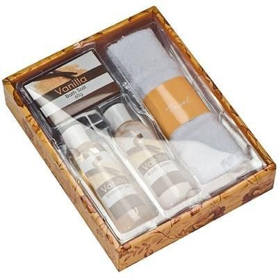 Picture of GOYA BATH SET in Yellow